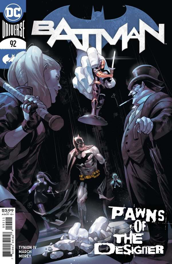 Batman #92. Courtesy DC Comics