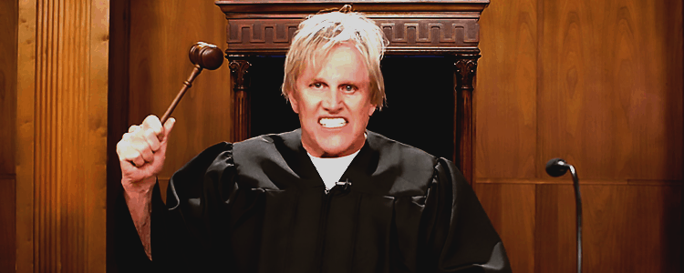 GARY BUSEY PET JUDGE (2020) - THE ULTIMATE FORM OF PET JUSTICE 3