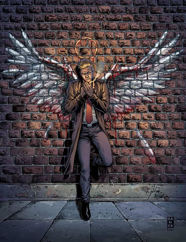 Hellblazer: Rise & Fall coming soon to DC Black Label