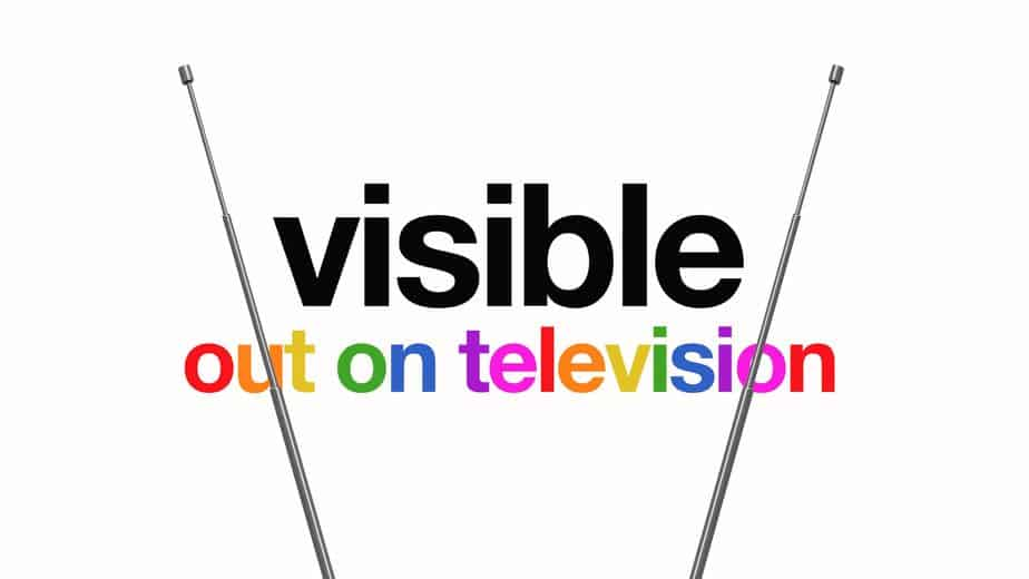 Visible Out On Television