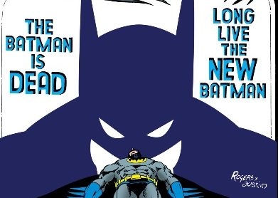 Steve Englehart's Detective Comics run on Batman.