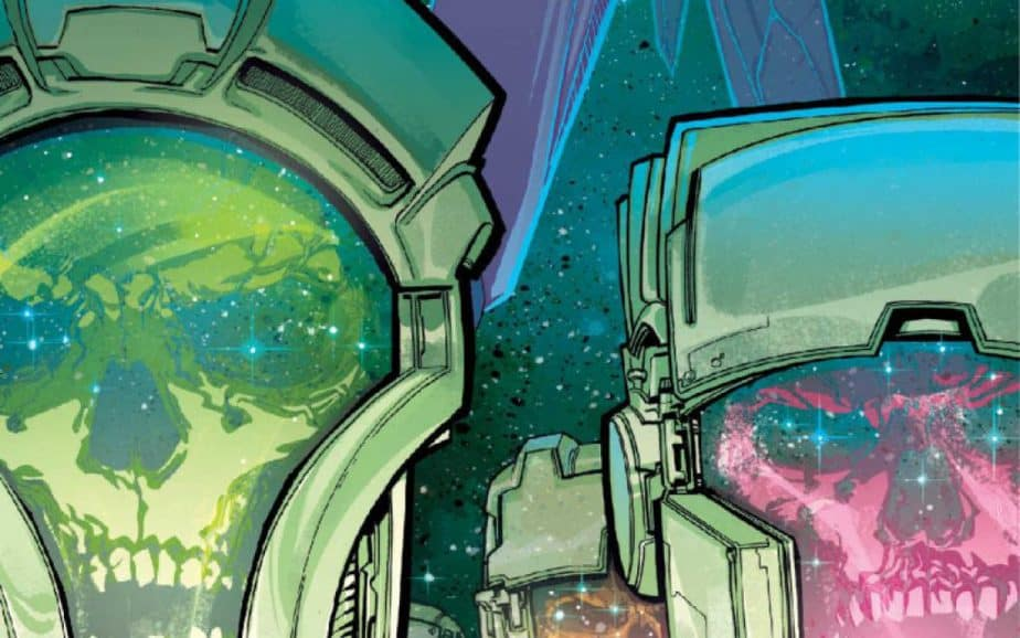 Rogue Planet #3 - review