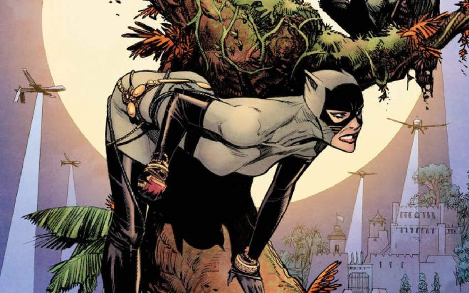 Preview: Catwoman # 23 is Purrfectly Captivating