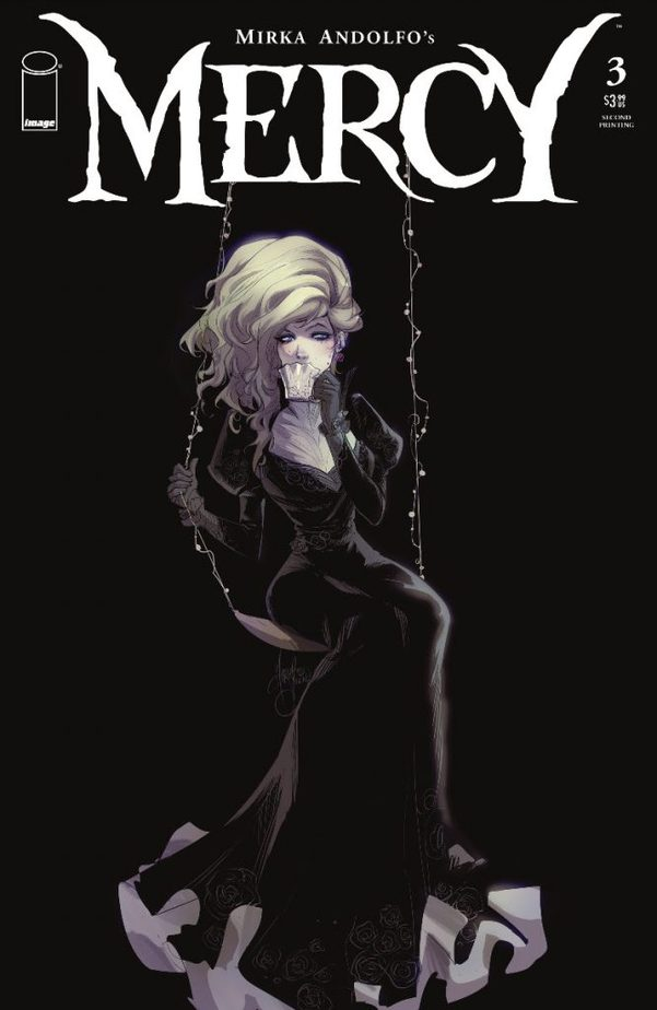 Mercy #3 - Comic Review