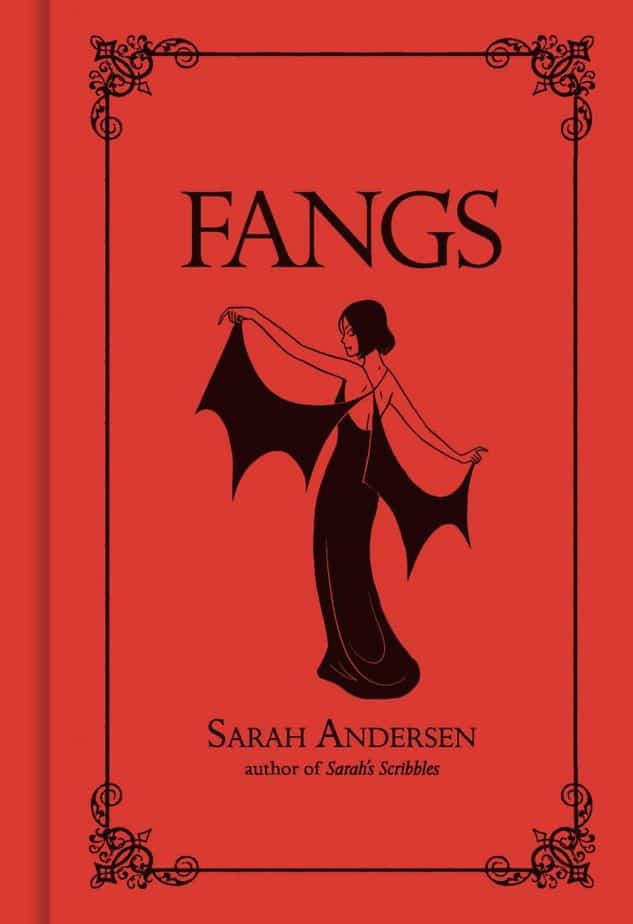 Sarah Andersen's Fangs. Love. Death. All that stuff. 1