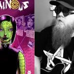 Stonie Williams Talks Villainous