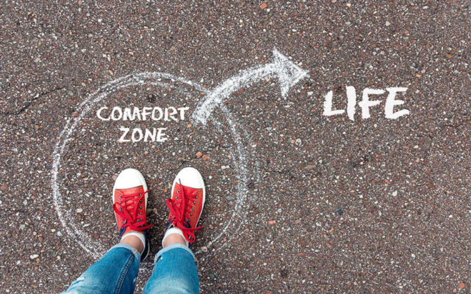 How to Get Out of Your Comfort Zone and Spark Your Creativity 1