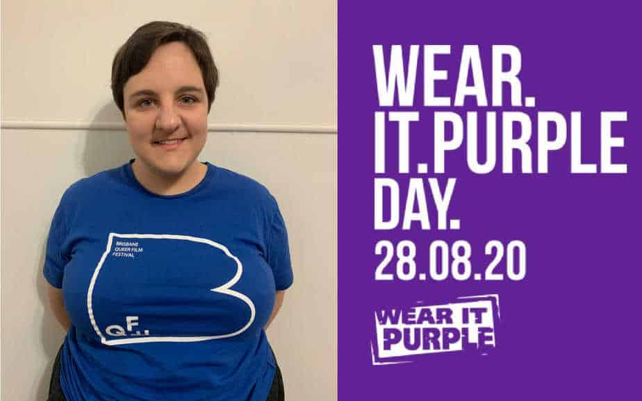 Wear It Purple Day