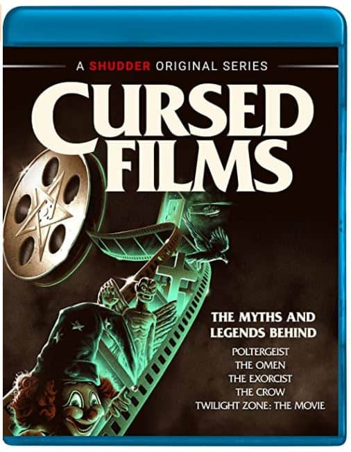 CURSED FILMS SEASON 1 (2020) -  Docuseries featuring all the Horror Greats 1