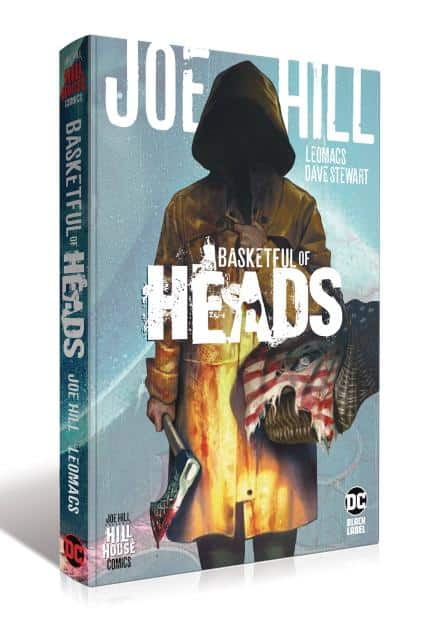 Joe Hill's Basketful of Heads