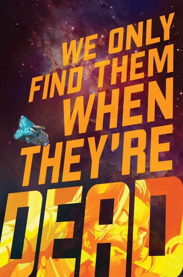 Your First Look at WE ONLY FIND THEM WHEN THEY'RE DEAD #1  (BOOM! Studios) 9