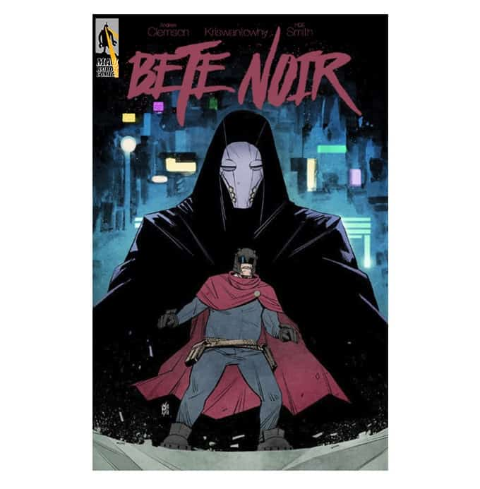 Bete Noir #1 - Review