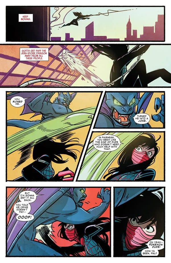 Silk #3 Review 1