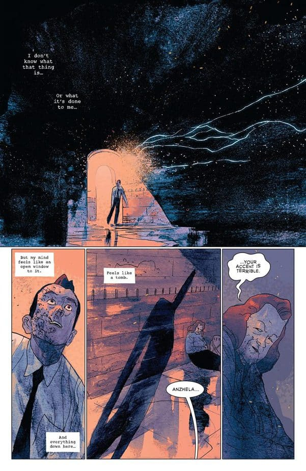 Strange Skies Over East Berlin #4 Review 3