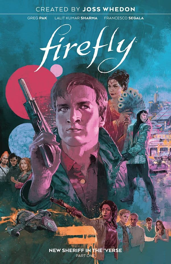 Firefly: New Sheriff in the Verse Volume 1 - Review 3