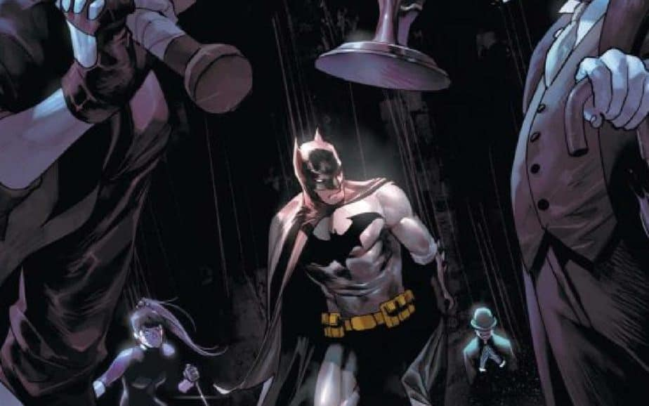 Batman #92: The Designer Gets His Pawns Into Place