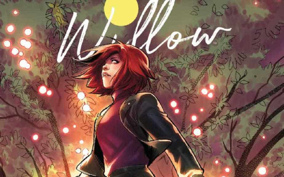 Buffy the Vampire Slayer: Willow #3 - Review 2