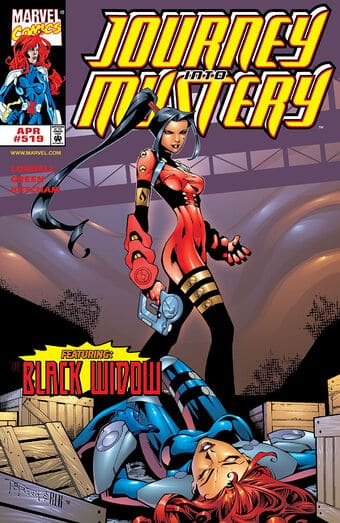 Journey Into Mystery Featuring Black Widow #517-519 Review 2