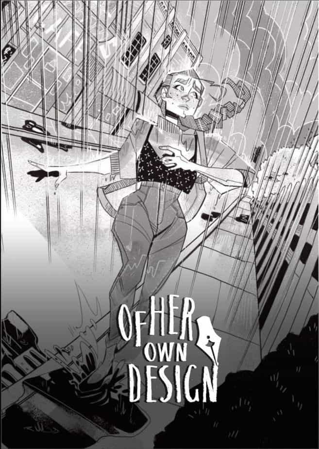 Of Her Own Design cover