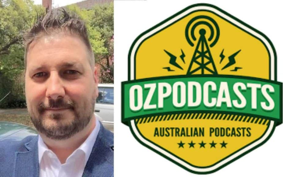 Rodney Gordon from OzPodcasts talks Curating Australian Podcast Content