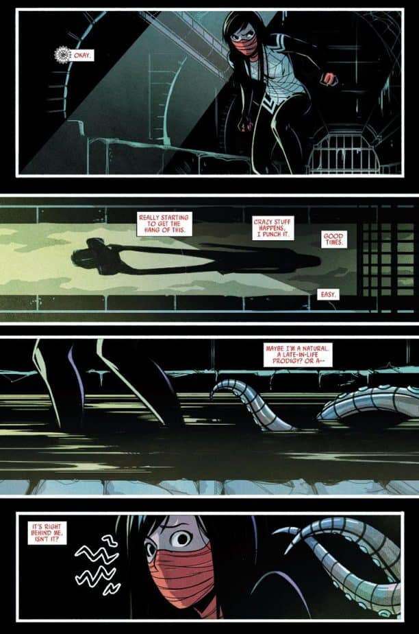 Silk #2 Review 3