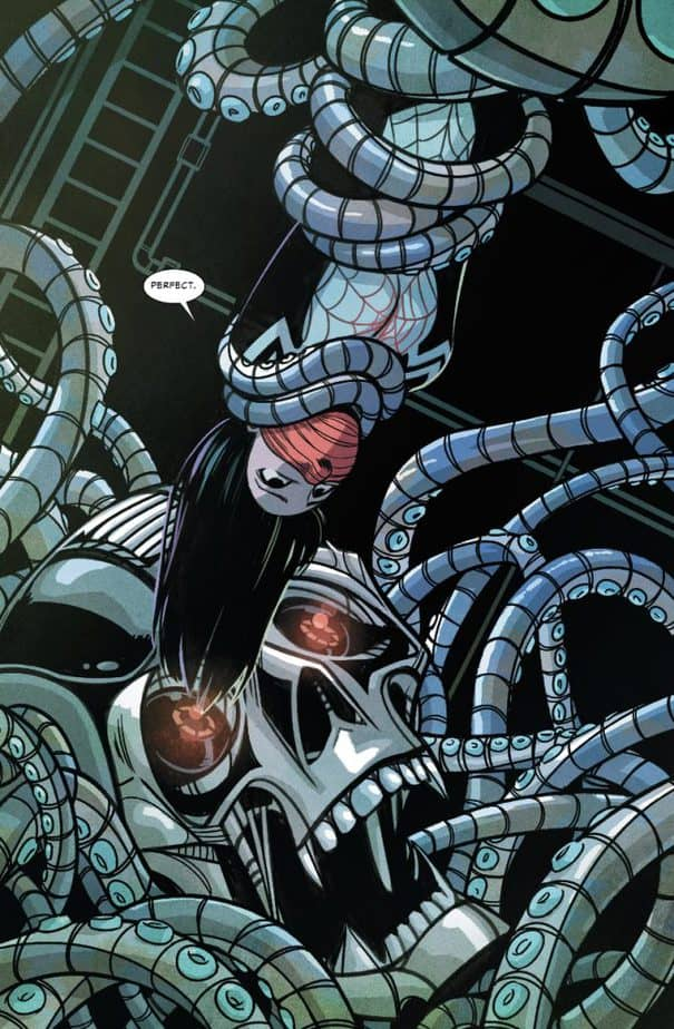 Silk #2 Review 2
