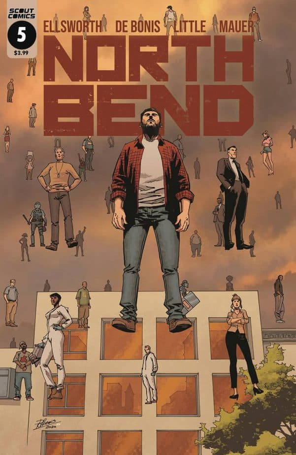 North Bend #5 Review 1