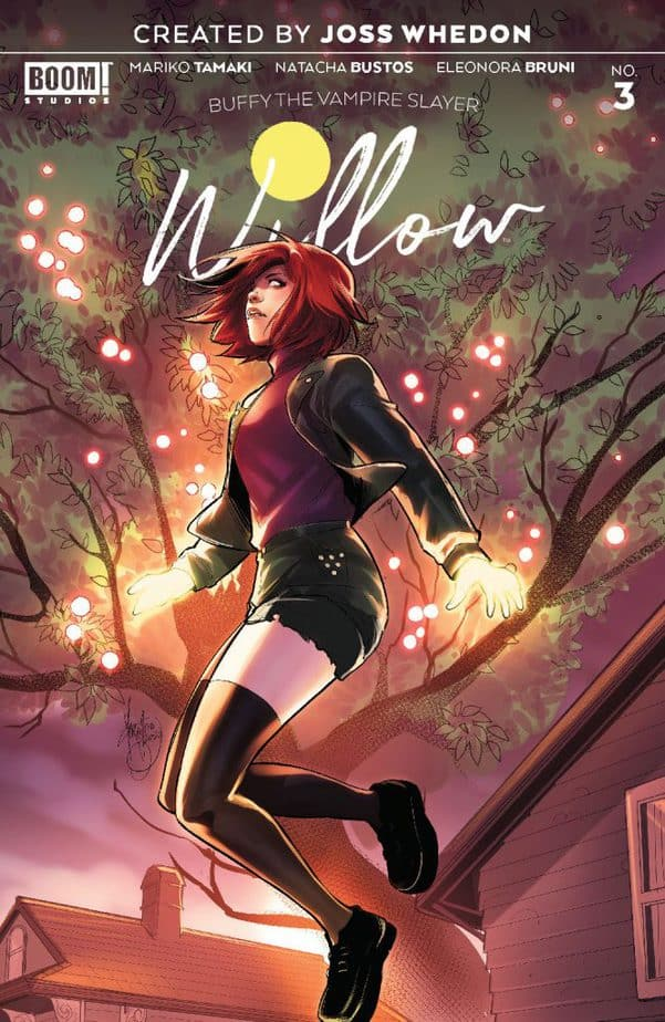 Buffy the Vampire Slayer: Willow #3 - Review 8