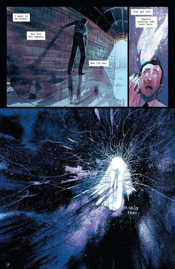 Strange Skies Over East Berlin #4 Review 1