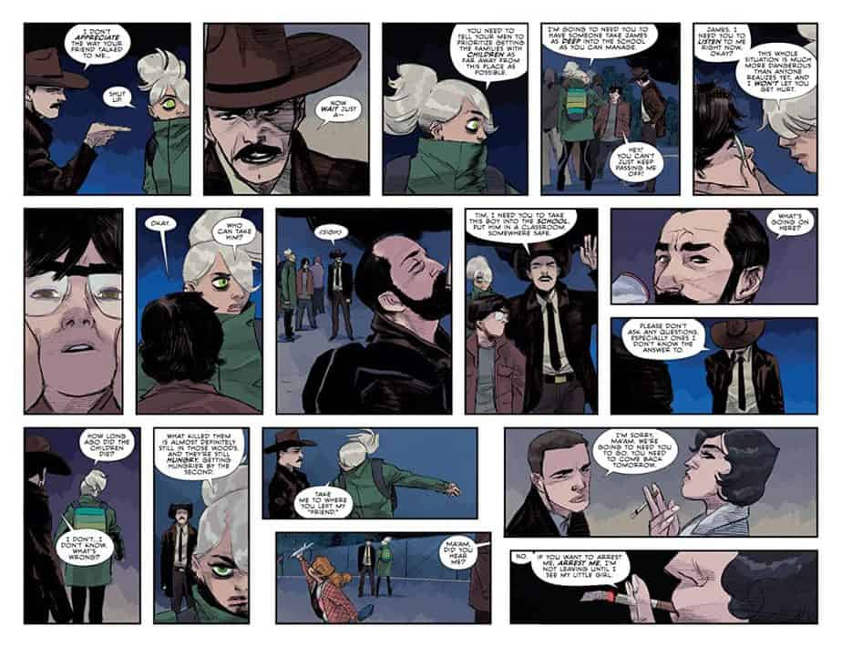SOMETHING IS KILLING THE CHILDREN #10 - Review 5