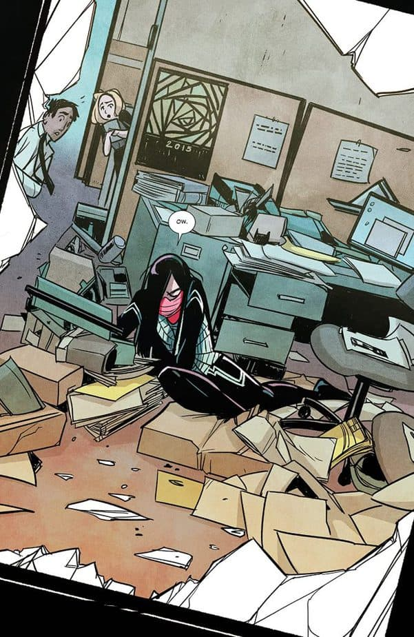 Silk #3 Review 3