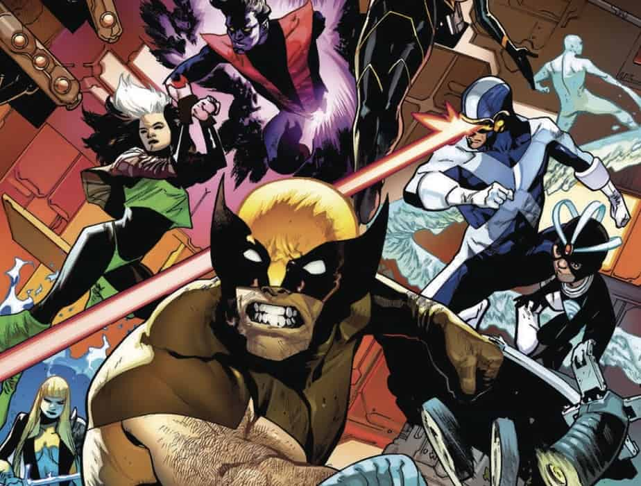 X-Men Dawn of X: The Good, the Bad, and the Ugly 4