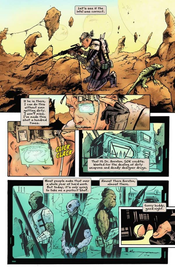 Stairway Anthology - The Future of Comics looks Badass 2