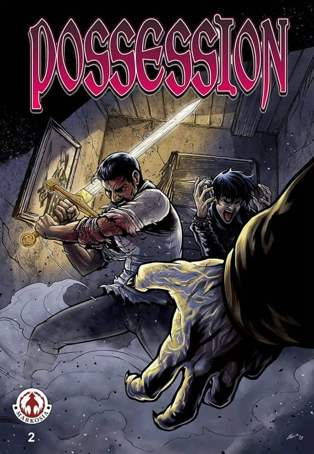 Possession #2 Review - Erotic Comic Book Takes Shape 4