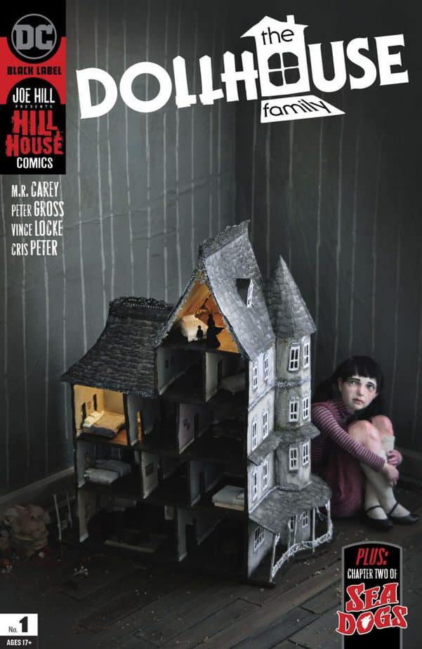 Joe Hill's The Dollhouse Family - A Graphic Novel Review 1