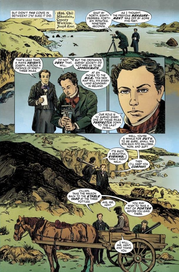 Joe Hill's The Dollhouse Family - A Graphic Novel Review 3