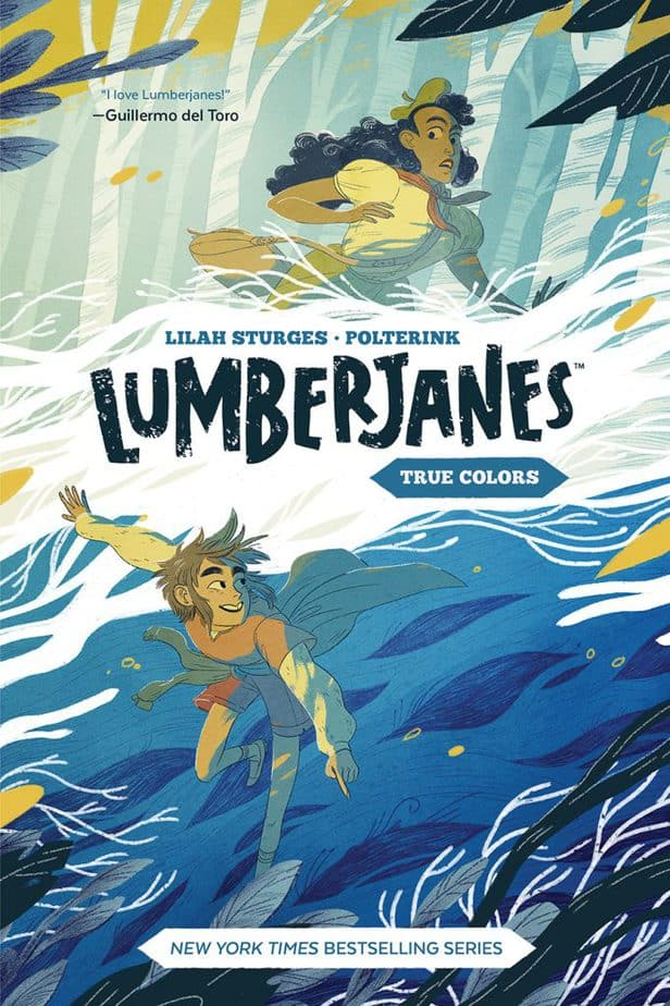 Lumberjanes: True Colors Review 2