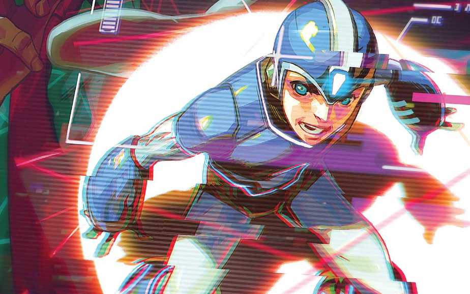 Mega Man Fully Charged #2 Boom Studios