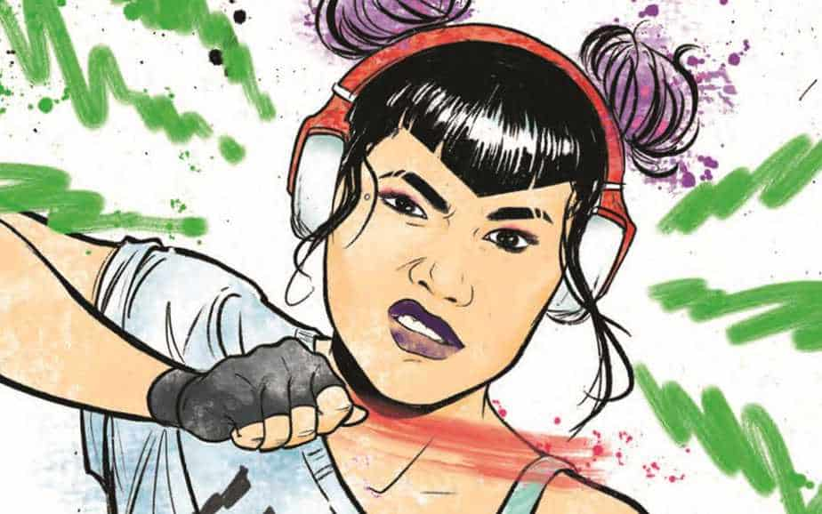 Scout Comics Announces New Series VOLUME By Aussie Writer 4