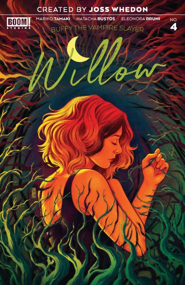 Buffy the Vampire Slayer Willow #4 - Review 2