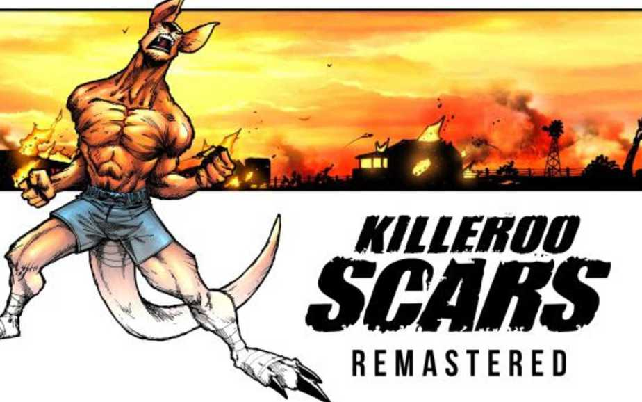 Australian Comic Book Killeroo Remastered