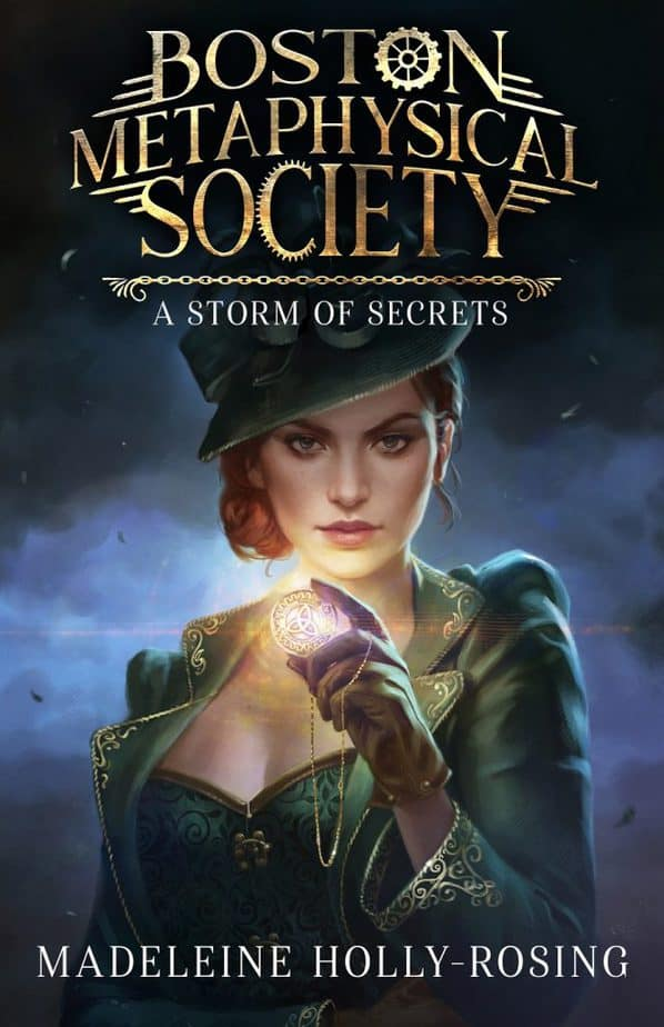 Madeleine Holly-Rosing on Steampunk Comics