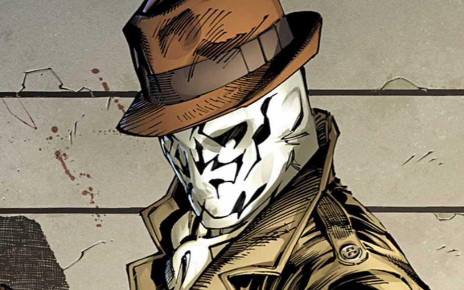 Rorschach Comic Book Tom King