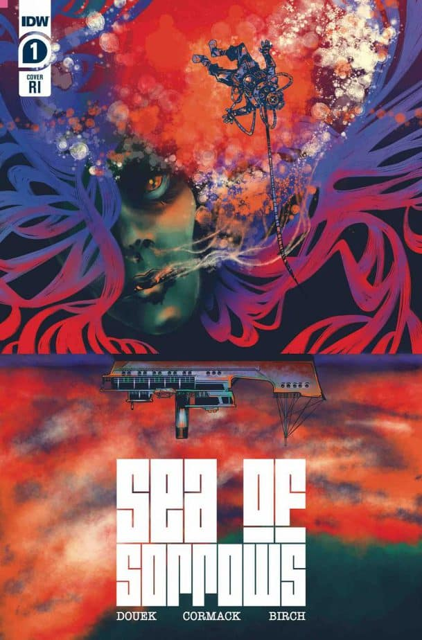 Sea of Sorrows #1 - Review