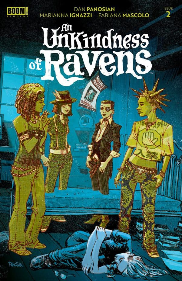 An Unkindness of Ravens #2 Reminds Us of The Craft 2