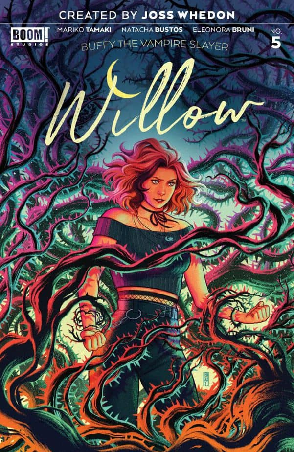 Willow Stands Up For Her Witchcraft in Willow #5 1