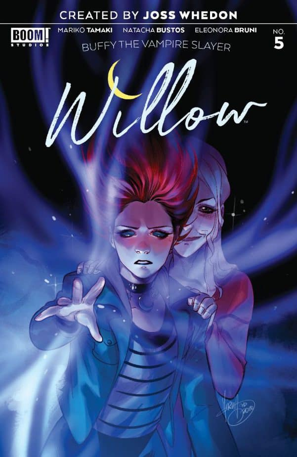 Willow Stands Up For Witchcraft in Willow #5