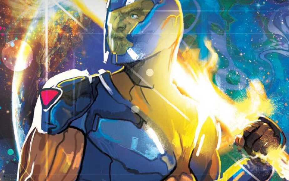 X-O Manowar #2 Featured Image