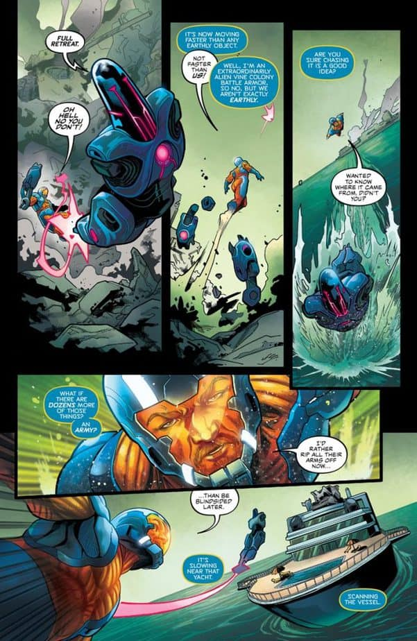 Ukraine is Destroyed in X-O Manowar #2 6