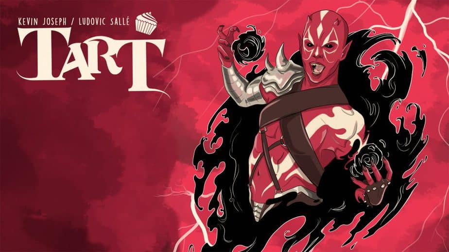 Kevin Joseph Talks Fantasy Comics and Tart